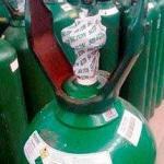 Lacres para gases industriais
